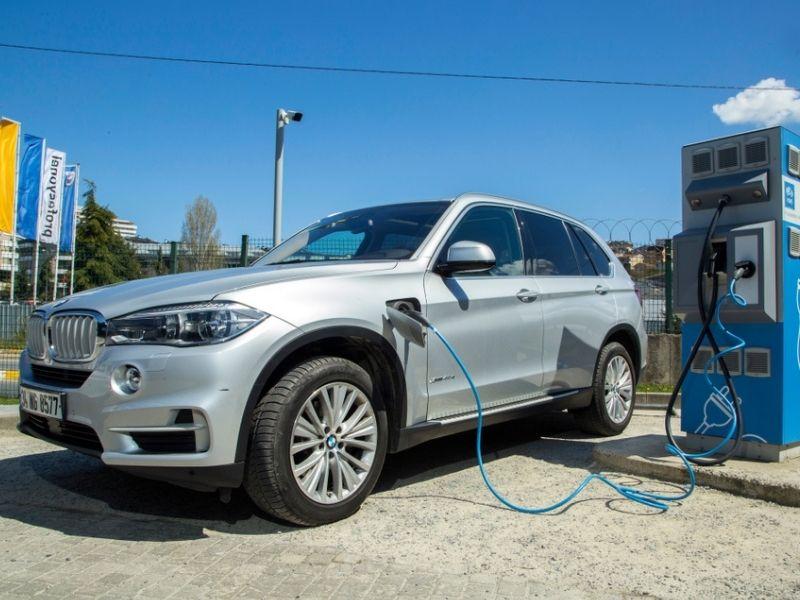 suv hybrid charging