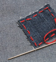 How To Add Patches To Your Clothing